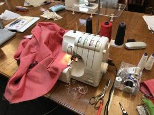 Sewing machines & overlockers
