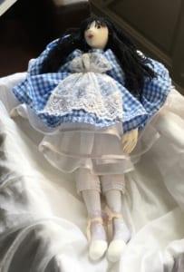 Toni's Doll